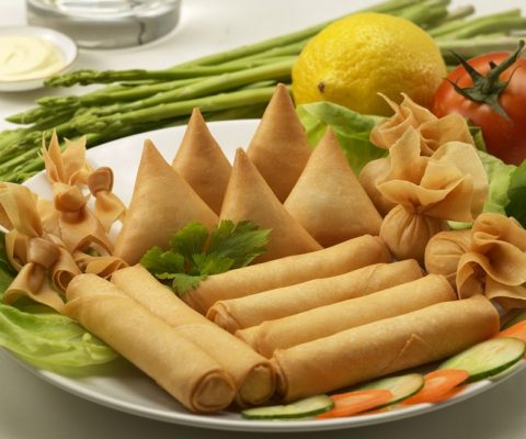 Spring Roll Pastry (10″)