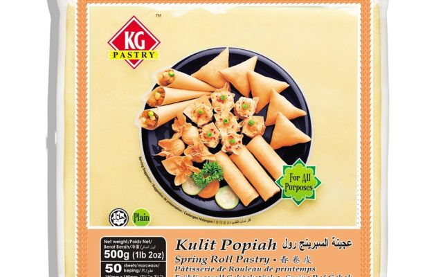 Spring Roll Pastry (7.5″)