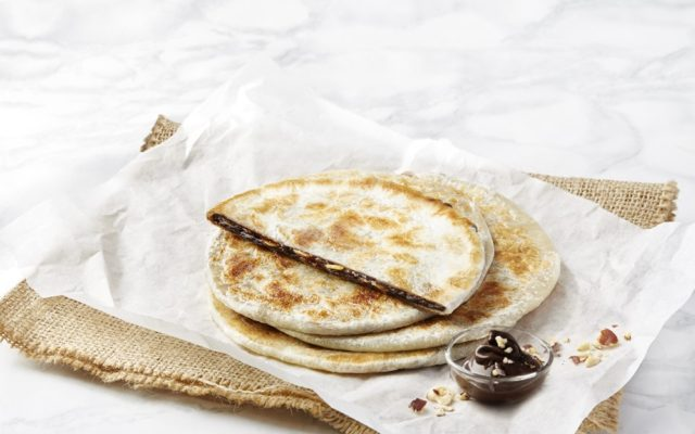 Chocolate Paratha (Banana Flavour)