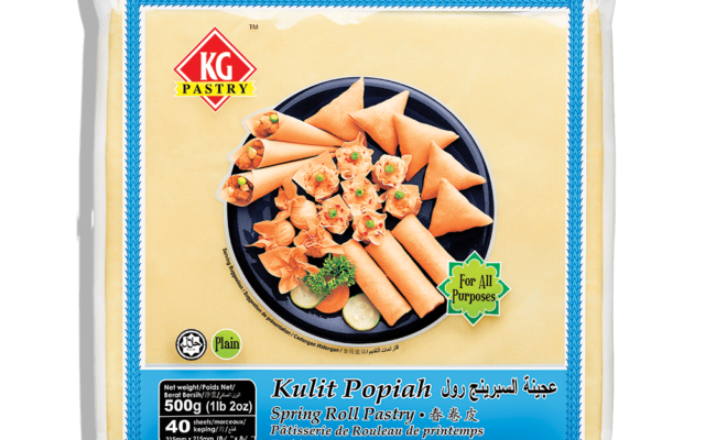 Spring Roll Pastry 8.5″ (500g)