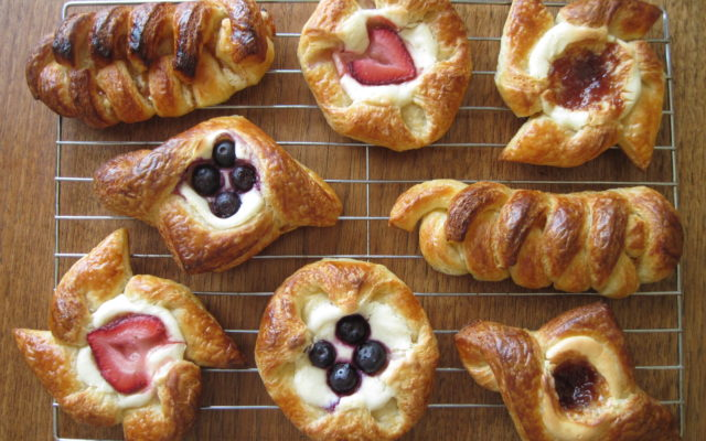 Puff Pastry 8″